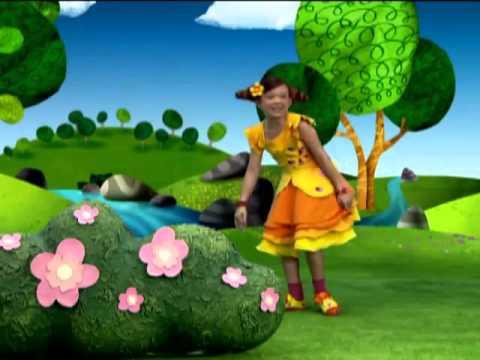 El Jardin de Clarilu (opening/apertura) Disney Juniors LA from YouTube · Duration:  44 seconds