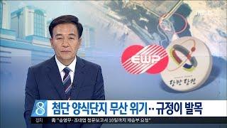 [대전MBC뉴스]첨단 양식단지 무산 위기..규정이 발목