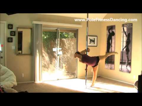 Good Pole Dancing Lessons To Learn Pole Dancing At Home For Workout