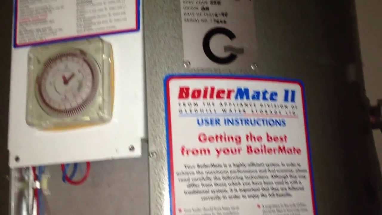 What Is A System Boiler >> Boiler mate 2 not heating the radiators - boiler repair ...