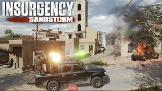Insurgency: Sandstorm Q&A and Getting Sniped by Viewers