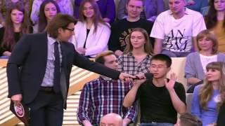 Пусть говорят: Китаец Юань про Диану Шурыгину