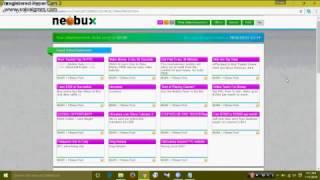 How to Earn Money in Neobox PTC site