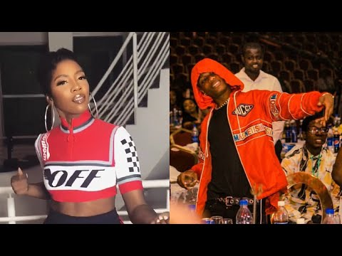Tiwa Savage Disgrace & Beats Wizkid In Dance Competition