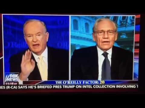 Bob Woodward and Bill O'Reilly