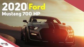 2020 Ford Mustang Shelby GT500 Overview - American Muscle Cars