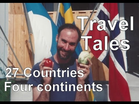 Travel Tales Thursday- Once Around the World   RainyDayDreamers in 4k CC