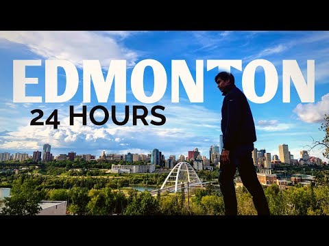 Edmonton's Top 5 Best Places To Visit In 24 Hours