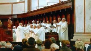 PENTECOSTE, Communio gregoriano FACTUS EST REPENTE, G. Vianini, Milano, It.