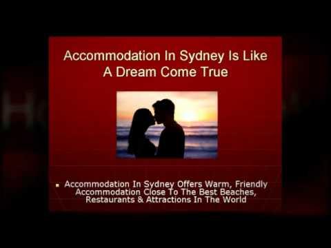 Accommodation In Sydney Australia