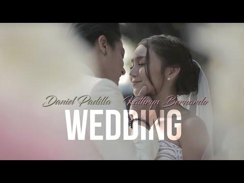 Daniel Padilla & Kathryn Bernardo's Wedding