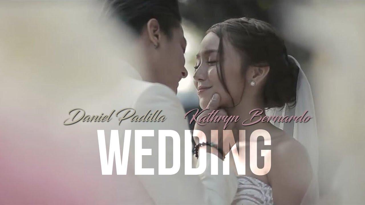 Download Daniel Padilla & Kathryn Bernardo's Wedding