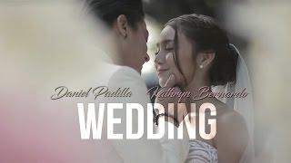 Daniel Padilla Kathryn Bernardo 39 s Wedding