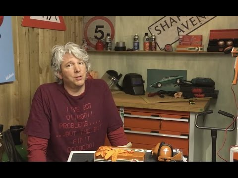 Edd China on leaving Wheeler Dealers