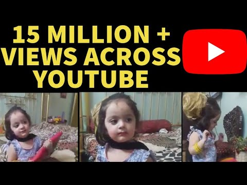 Cute baby Anaya is going for shopping