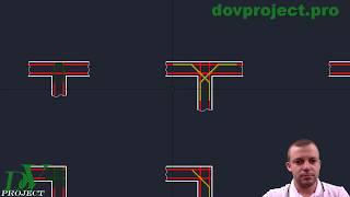 видео Армирование углов ленточного фундамента: расчет