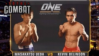 Total Combat | Masakatsu Ueda vs Kevin Belingon | Full Fight Replay