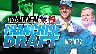 Madden NFL 19 Franchise Draft Walkthrough