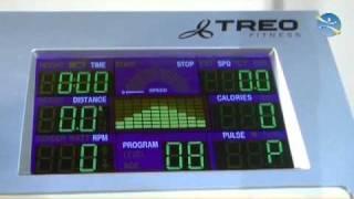 Vélo Elliptique Treo E309 - Tool Fitness