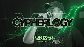 CYPHERLOGY MVP EP.12: SUTIN x SAWANG MC x MAXMILLOR x GTOTHES (รอบ 16 คน) | RAP IS NOW