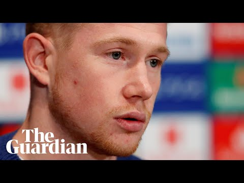 Kevin De Bruyne says quadruple 'nearly impossible' for Manchester City