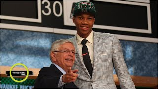 Giannis Antetokounmpo: The Greatest NBA Draft Story Ever Told | Outside The Lines