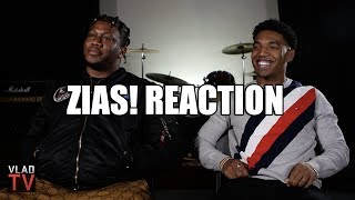 ZIAS! Reaction on XXXTentacion Being This Generation's 2Pac (Part 2)