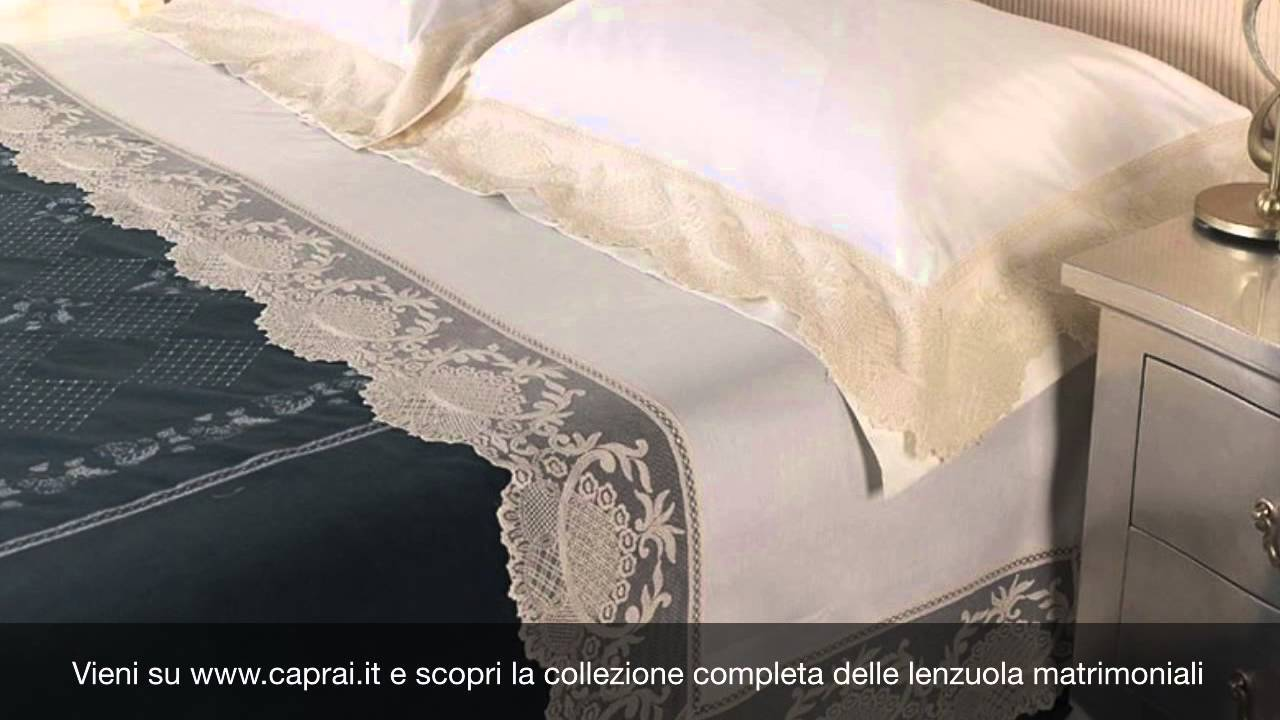 lenzuola matrimoniali corredo