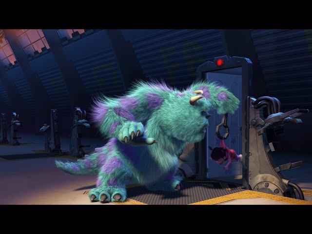 Sully trova Boo | Monsters & Co