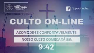 Culto Matutino - rev. Fábio Castro - 20/06/2021