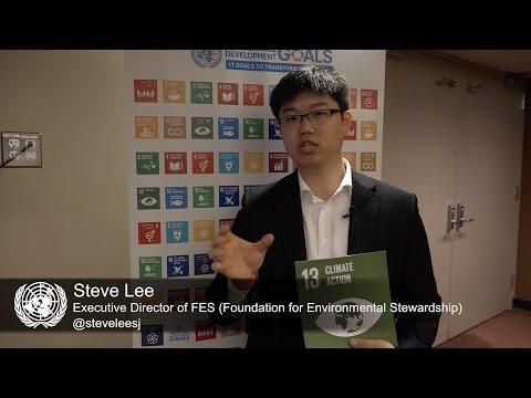 Youth Leading Sustainability - International Youth Day 2016
