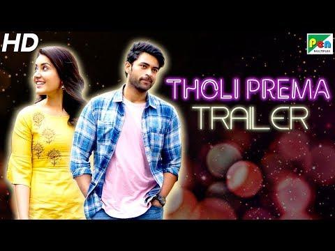Tholi Prema | Official Hindi Dubbed Movie Trailer | Varun Tej, Raashi Khanna, Sapna Pabbi