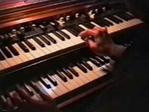 Jimmy Foster - Hammond Organ - Slow Blues in G
