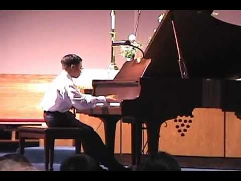 Martin Nystrom - As the Deer, arr. Bruce Greer ~PIANO  (David Fung)
