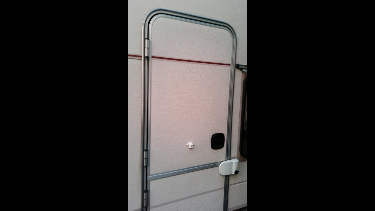 small resolution of how to repair a caravan door lock mechanism