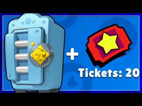 20 Tickets Gambles with Odd Teams Robo Rumble + Huge Box Openings!