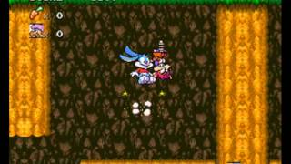 Tiny Toon Adventures - Busters Hidden Treasure - Tiny Toons- Busters Hidden Treas (GEN) First play HD - User video