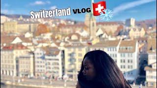 TRAVEL VLOG: Switzerland