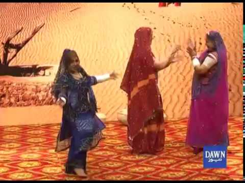 Sindh's Folk Story Umer Marvi
