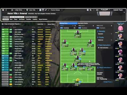 Football Manager 2014 Aston Villa Episode 28(Summer Round-Up)