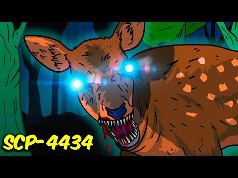 SCP-4434 : La Baudroie (Animation SCP)