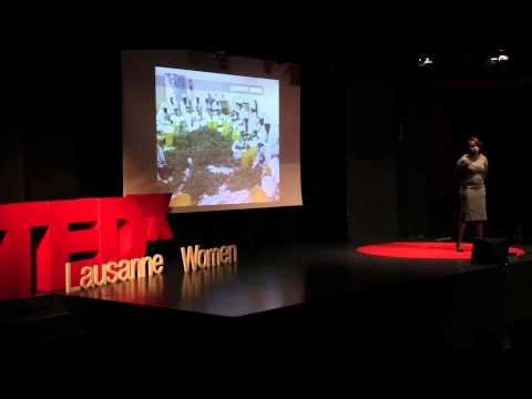 Economic empowerment of women matters | Vanessa Erogbogbo | TEDxLausanneWomen