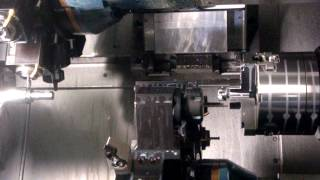 SPINNER CNC  TTC300 DEMO PARÇA İŞLEME
