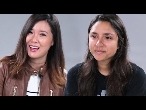 Asian Americans Try To Speak Their Native Language