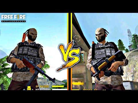 P90 O MP40?? QUE ES MEJOR?? QUE GANE EL MEJOR!!! - FREE FIRE GARENA - Sheik12
