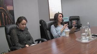 Rep. jaime herrera beutler editorial board meeting