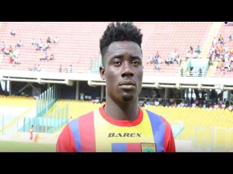 Winful Cobbinah - Ghana Attacking Midfielder