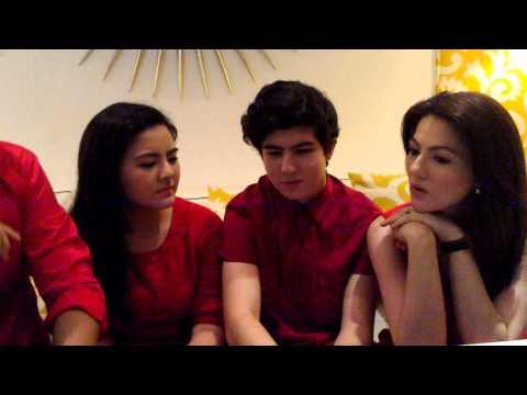 Zoren Legaspi, Carmina Villaroel and Their Twins Talk About the Value of 'Sharing'