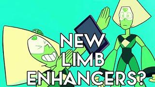 PERIDOT'S REBUILT LIMB ENHANCERS? [Steven Universe Theory] Crystal Clear Ep 4.5 Minisode