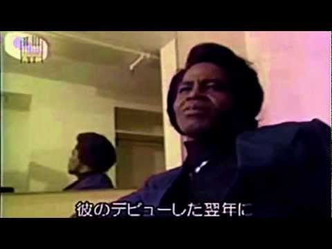 JAMES BROWN PAYS TRIBUTE TO ELVIS